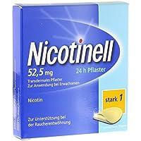 Preisvergleich für NICOTINELL 52,5 mg 24 Stunden Pfl.transdermal 7 St Pflaster transdermal