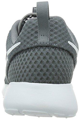 Nike Rosherun Winter, Baskets mode femme Cool Grey/White