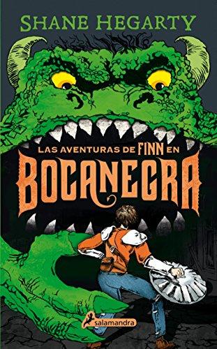 Bocanegra: Las aventuras de Finn (Juvenil) de [Hegarty, Shane]
