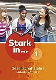 Stark in ... Gesellschaftslehre - Ausgabe 2017: Arbeitsheft 1 Teil 1