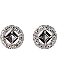 Pilgrim Women Silver Plated Stud Earrings - 621816023