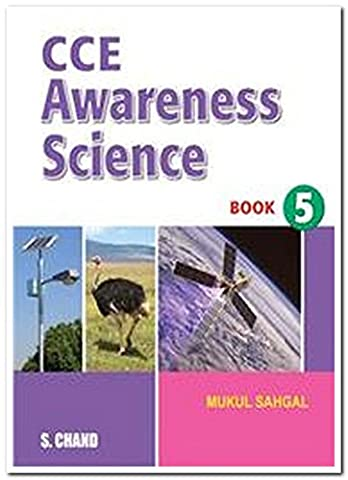 Awareness Science Book 5 (Internet linked sites given with topics)