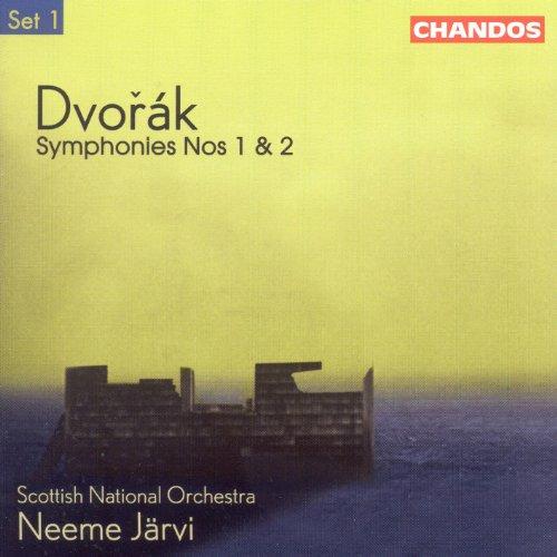 Dvorak: Symphonies Nos. 1-9 (3 7 2 1 8 4 5 6)