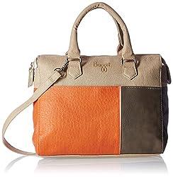 Baggit Women's Handbag (Beige)