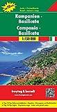 Kampanien - Basilicata, Autokarte 1:150.000, Top 10 Tips: Toeristische wegenkaart 1:150 000 (freytag & berndt Auto + Freizeitkarten) - Freytag-Berndt und Artaria KG