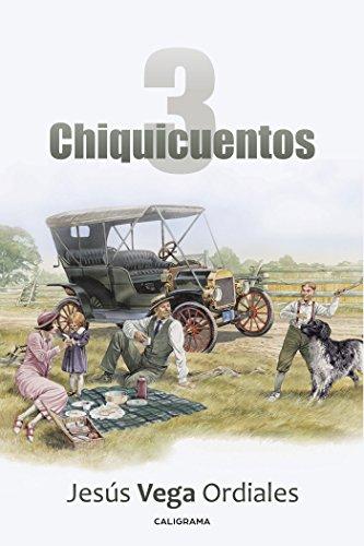 Chiquicuentos 3 por Jesús Vega Ordiales