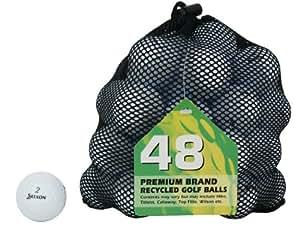 Second Chance Srixon 48 Premium Lake Golf Balls Grade A