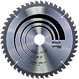 Bosch Zubehör 2608640430 Kreissägeblatt Optiline Wood 210 x 30 x 2,0 mm, 48