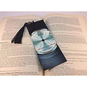 Stevie Wonder Vinyl-Schallplatte Lesezeichen Geschenk