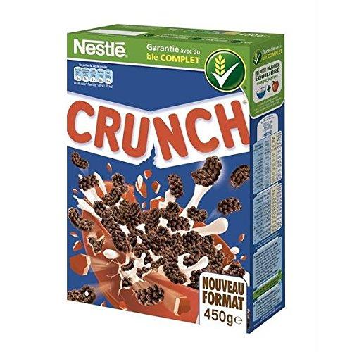 Crunch céréales 450g - ( Prix Unitaire ) - Envoi Rapide Et Soignée