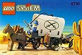 LEGO System Western 6716 Planwagen - LEGO