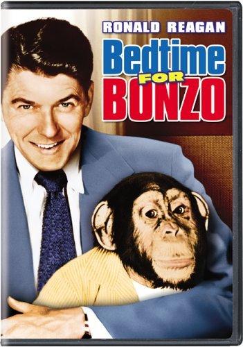 Bedtime for Bonzo by Ronald Reagan (Reagan Ronald Filme Dvd)