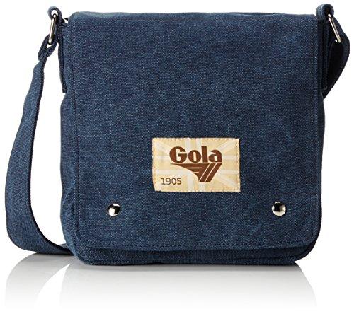 Gola - Beale, Borse a Tracolla Donna Blu (Blu navy)