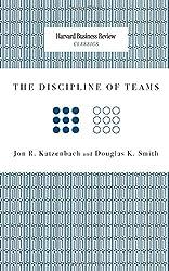 The Discipline of Teams (Harvard Business Review Classics)