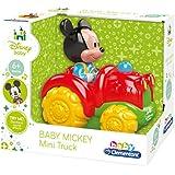 Clementoni - 14976-Tracteur musical de Mickey-PREMIER AGE