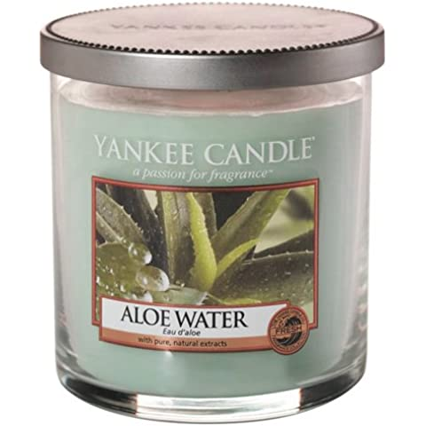 Yankee candle 1507977E Aloe Water Candela pillar