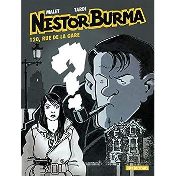 Nestor Burma, Tome 2 : 120, rue de la gare