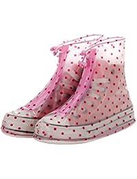 Andux Zone reutilizable impermeable prueba nieve Fundas de Zapatos YXT-01