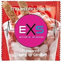 EXS Kondome mit Erdbeeraroma preisvergleich bei billige-tabletten.eu