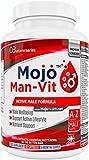Die besten Natürliche Multivitamin für Männer - MOJO MAN-VIT – Tägliches Multivitamin Ergänzungsmittel für Männer Bewertungen