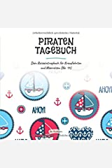 Piratentagebuch - Dein Reiseeintragbuch für Kreuzfahrten und Meerreisen (No. 14) Taschenbuch