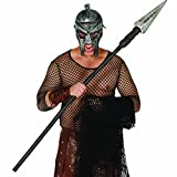 Juguete de Jabalina Lanza de plástico 150 cm Pica de Caballero Accesorio de Vikingo Arma Edad Media Falsa Objeto para lanzar