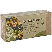SCHLÜSSELBLUMENTEE Filterbeutel 25 St Filterbeutel preisvergleich bei billige-tabletten.eu