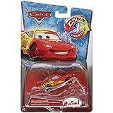 Cars 2 - Coche Ice Racers color mágico McQueen (Mattel CKD16)