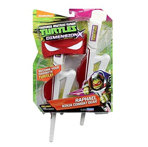 Tartarughe Ninja–Arma per set di Roles–puñales