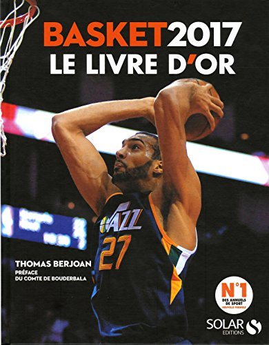 Livre d'or du basket 2017
