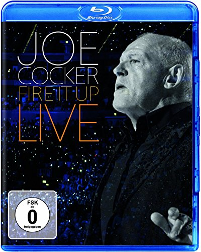 Joe Cocker: Fire It Up – Live [Blu-ray]