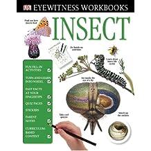 Insect Workbook (DK Eyewitness Workbooks)