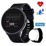 Bebinca Smartwatch Fitness Tracker Uomo Donna Notifiche Facebook/Whatsapp...