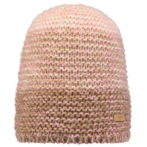Barts Damen Sacha Beanie Baskenmütze, Pink (0008-PINK 008J), One Size (Herstellergröße: Uni)