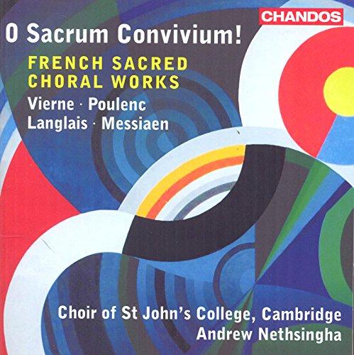 Preisvergleich Produktbild Geistliche Chormusik aus Frankreich - French Sacred Choral Works