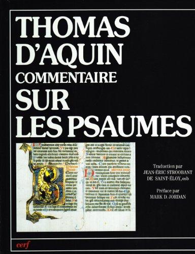 Commentaire sur les Psaumes par Thomas d'Aquin