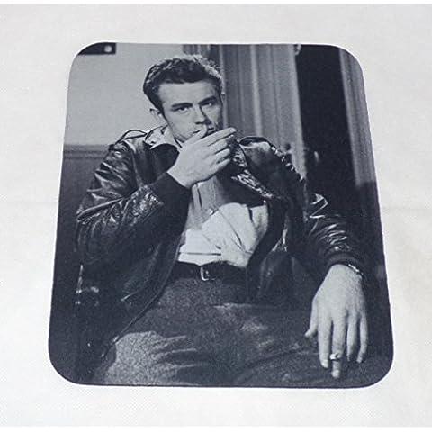 JAMES DEAN & a Cigarette COMPUTER MOUSEPAD