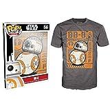 Funko–Camiseta de 195–Pop Tees, Star Wars–Episode 7,...