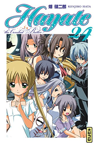 Hayate The combat butler Edition simple Tome 24