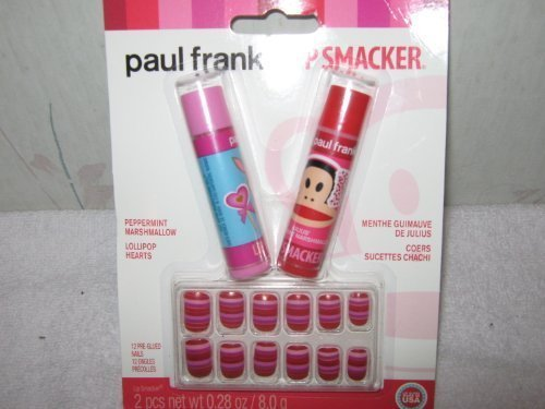 paul-frank-lip-smacker-and-nail-set-by-bonne-bell