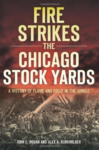 Fire Strikes the Chicago Stock Yards: A History of Flame and Folly in the Jungle (Disaster) by John F. Hogan, Alex A. Burkholder (2/6/2013)