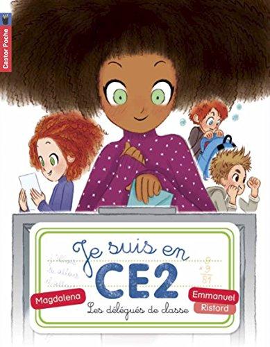 Je suis en CE2 (2) : Les délégués de classe