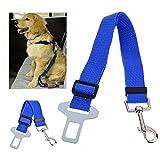 valink 1Stück PET Sicherheitsgurt Hund Verstellbare Halsbänder KFZ Hunde Sicherheitsgurt Katze Hund Träger Nylon Basic führt Gürtel Pet Zubehör