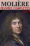 Molière : Oeuvres Complètes lci-3 (Annoté)