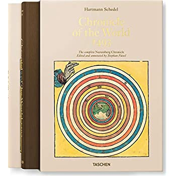 Hartmann Schedel. Chronicle of the World - 1493