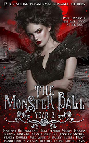 The Monster Ball Year 2: (A Paranormal Romance Anthology) (English Edition) Mermaid Ball