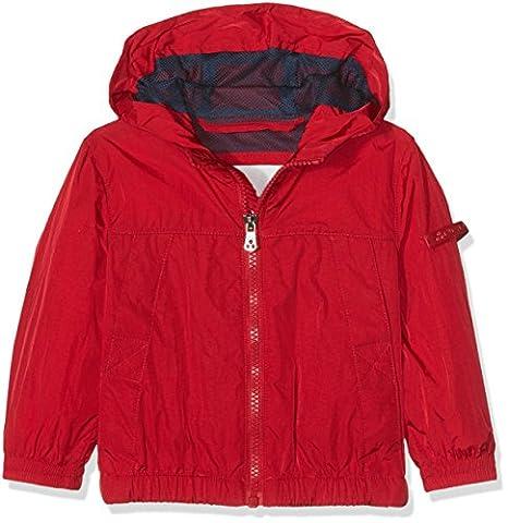 Peuterey kids Baby-Jungen Jacke Jacket, Rot (Rosso 016), 86 (Herstellergröße: 18M)