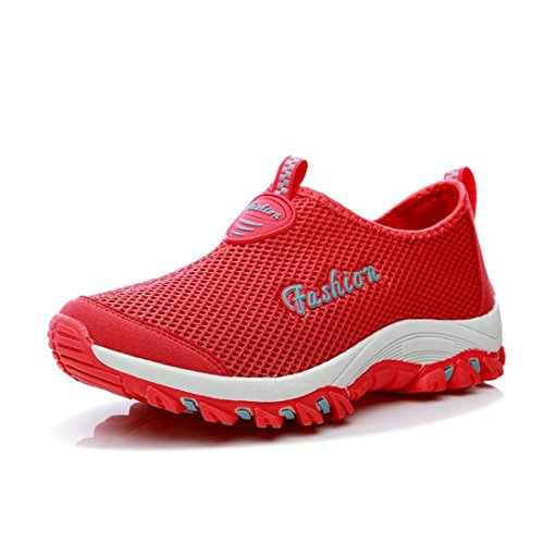 Men's Mesh Breathable Hiking Shoes 5
