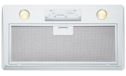 Electrolux efg50250W Dunstabzugshaube Fraktion Filterbeutel 60cm 710M3/H weiß