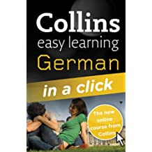 German in a Click (Collins Easy Learning)